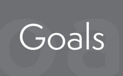 Importance of Goals & Benchmarks